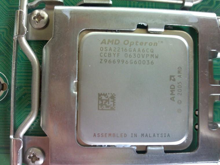 옵테론 CPU종류가 궁금합니다  :: 2cpu, 지름이 시작되는 곳!